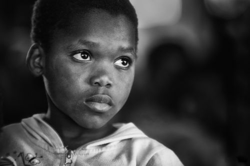 orphan africa african