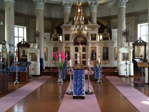 orthodox church holy