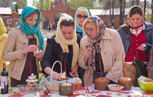 orthodoxy monastery eatables sanctification