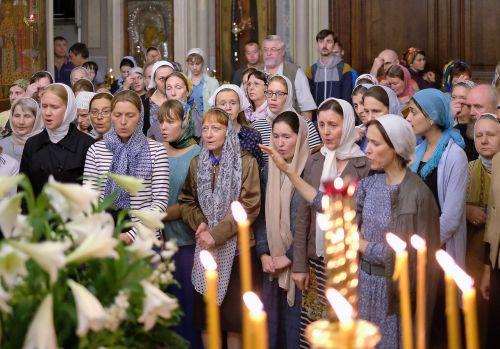 orthodoxy monastery holiday