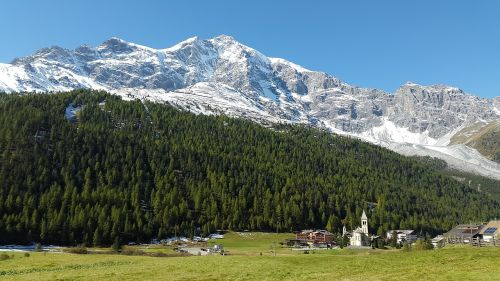 ortler south tyrol alpine