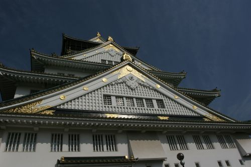osaka japan osaka castle