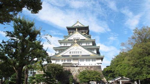 osaka osaka castle japan