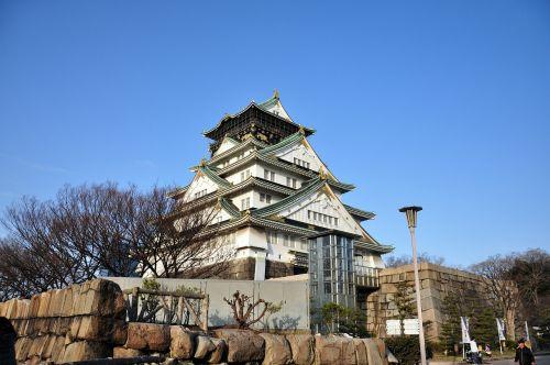 osaka castle japan osaka