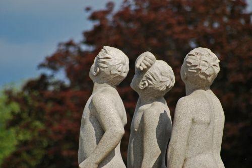 oslo norway statue