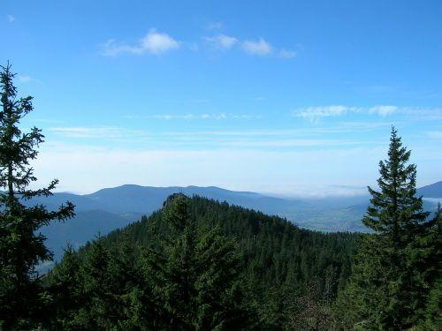 osser outlook mountains