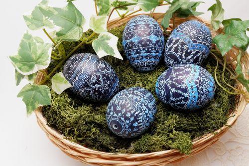 osterkorb easter decoration basket