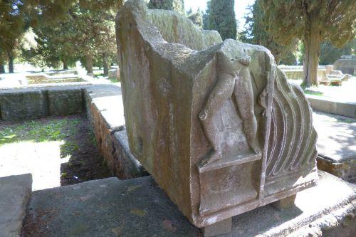 ostia antica italy archaeological site