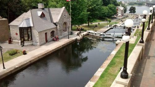 ottawa ontario canal