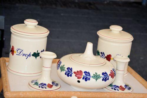 Old Dutch Tableware