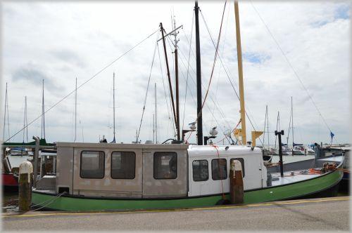 Old Fishing Boats 13