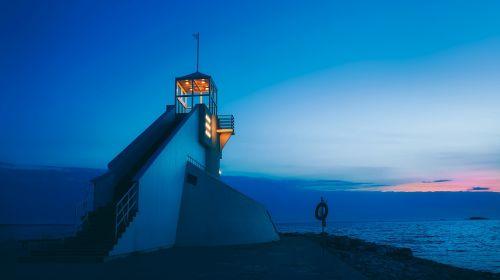 oulu finland lighthouse