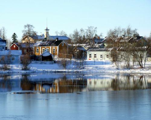oulu finland river