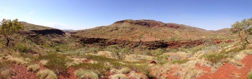 outback australia landscape