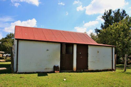 Outbuilding On Farm
