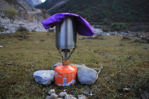 outdoor life boil water