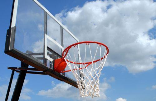 Outdoor Basketball Rim
