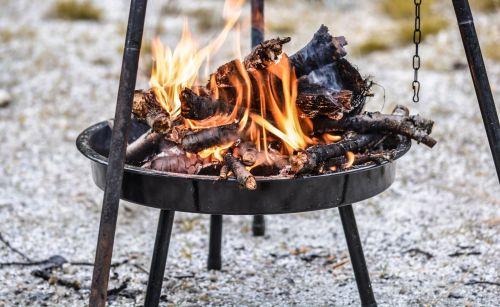 Outdoor Bonfire