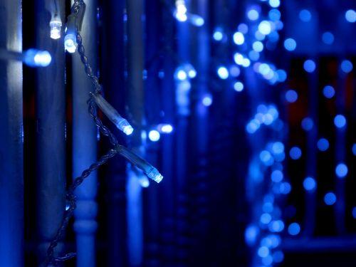 outdoors light blue