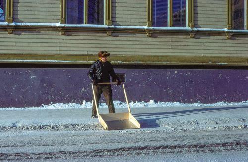outdoors kola snow