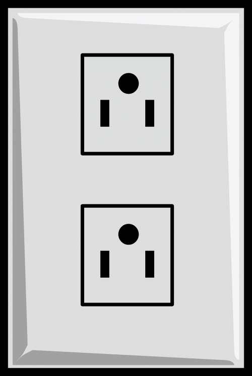 outlet power plug