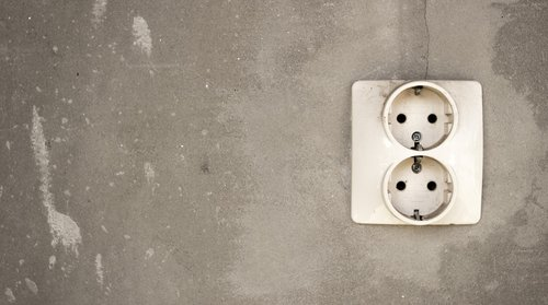 outlet  electricity  electro