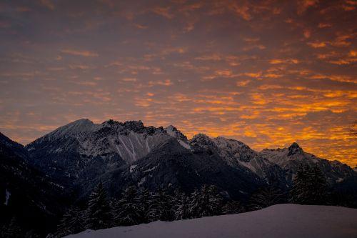 outlook mountains mountain peaks