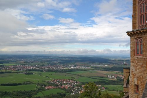 outlook good view hohenzollern