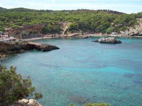 outlook ibiza sea