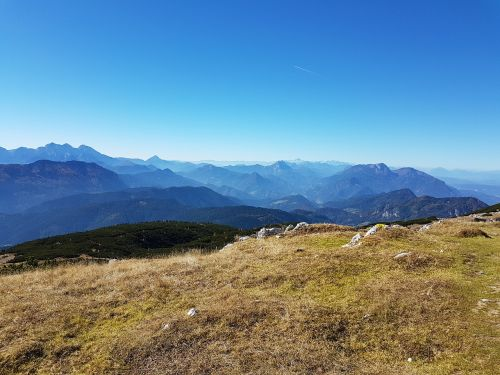 outlook alm mountains