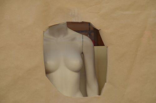 outlook window display dummy