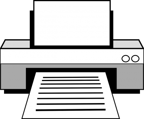 output device printer