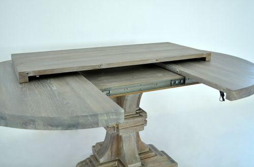 oval table solid