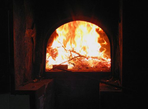 oven fireplace firebox