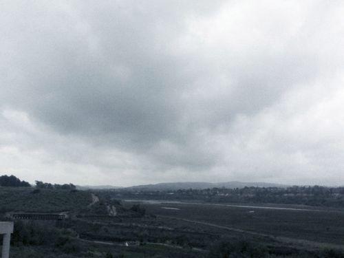 Overcast Bayview