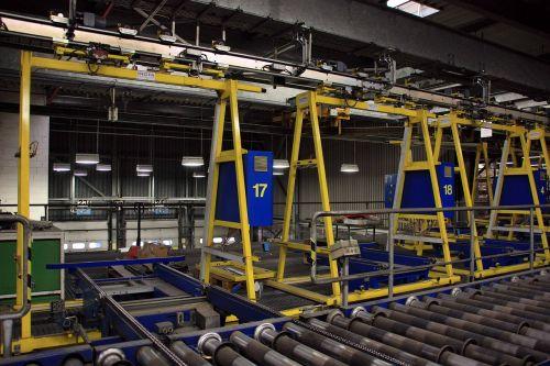 overhead conveyor industry factory