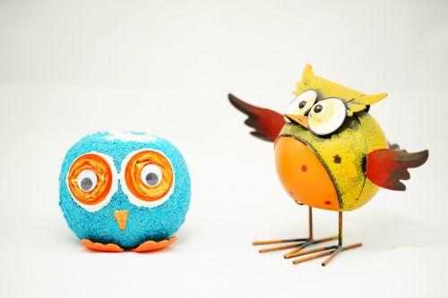owl deco tinker