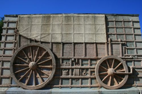 ox wagon relief wagon