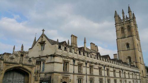 oxford city university