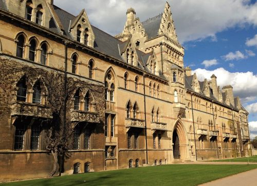 oxford,christchurch,college,university,architecture,historic,building,study,university of oxford,education