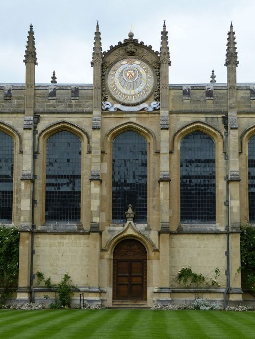 oxford,college,england,building,architecture,university,historically,united kingdom,gothic,old town,clock,astronomical