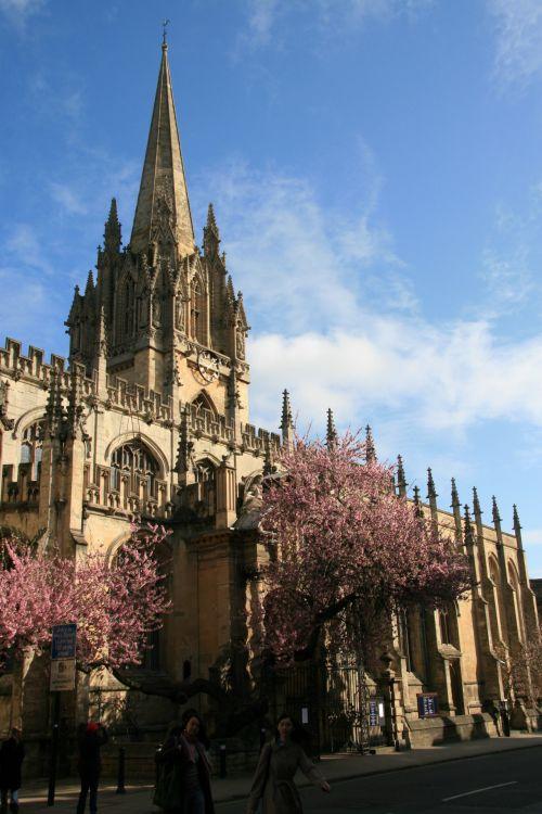 Oxford England