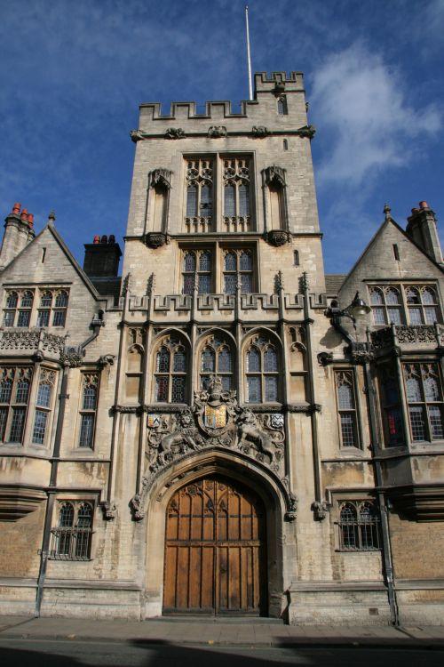 Oxford England Church