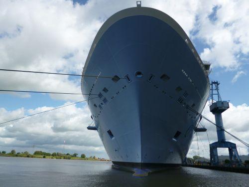 ozeanriese cruise ship