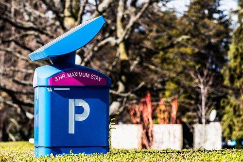 p  parking  solar