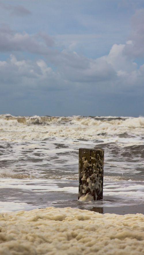paal north sea water