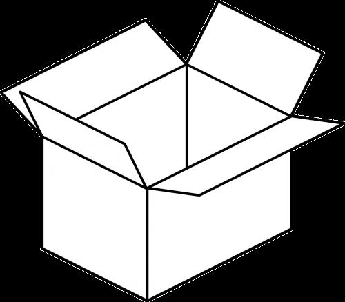 pack box cardboard box