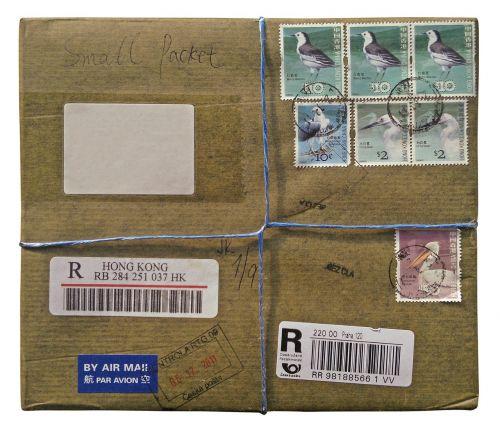 package par avion stamps