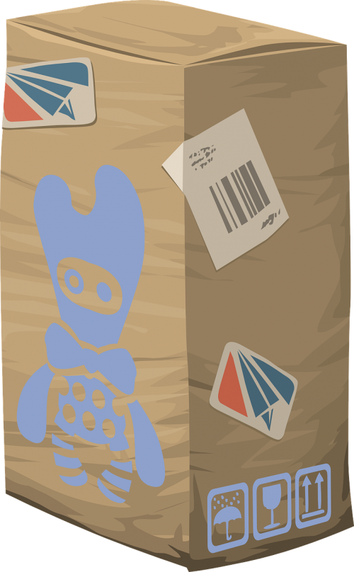 package box shipping