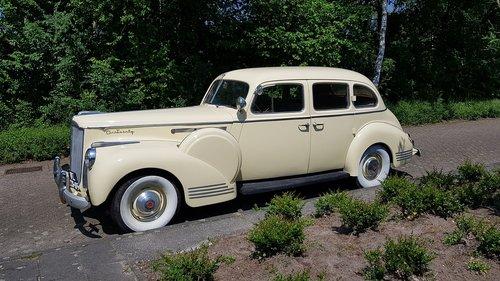 packard  oldtimer  car